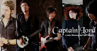Captain Lord - Jatuh Cinta Lagi