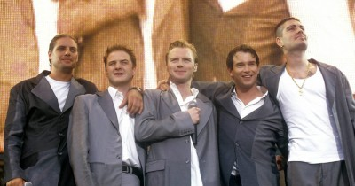 Boyzone - Can't Stop Me
