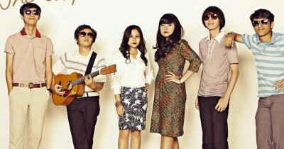 White Shoes & The Couples Company - Kapiten & Gadis Desa