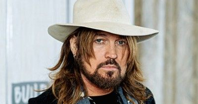 Billy Ray Cyrus - These Boots Are Made For Walkin'