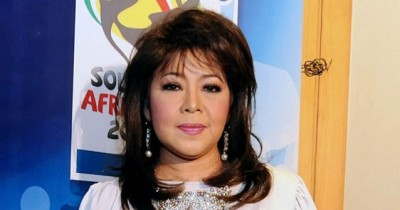 Diana Nasution - Aku Tak Tahan Lagi