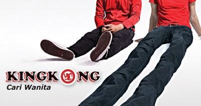 Kingkong - Cari Wanita