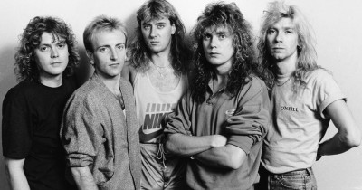Def Leppard - Sorrow Is A Woman