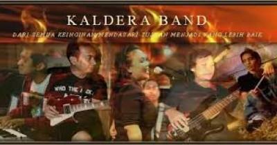 Kaldera Band - Malaikat Cinta