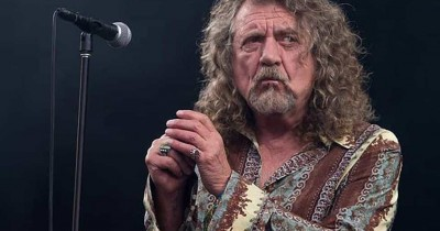 Robert Plant - Pledge Pin