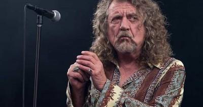 Robert Plant - Pledge Pin
