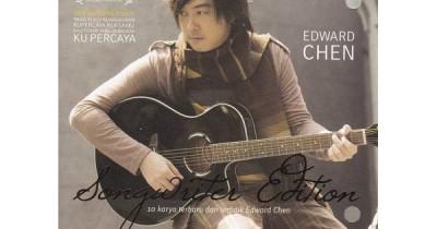 Edward Chen - Engkau Menopangku
