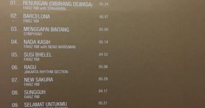 Fariz RM feat Syaharani - Renungan (Dibayang Dewasa)