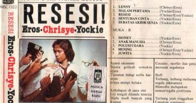 Eros Djarot & Chrisye - Lenny