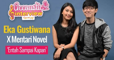 Eka Gustiwana feat Mentari Novel & Prince Husein - Entah Sampai Kapan