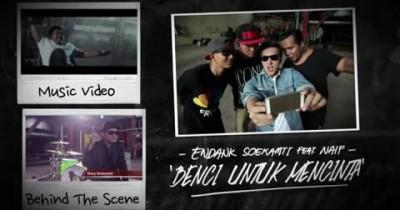 Endank Soekamti feat Naif - Benci Untuk Mencinta