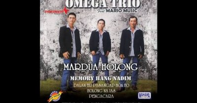Omega Trio - Mardua Holong