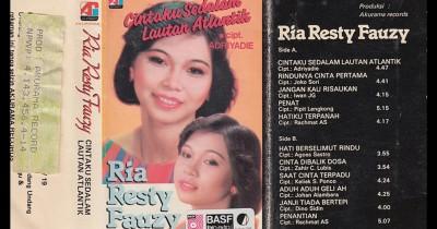 Ria Resty Fauzy - Hongkong Tokyo Amerika