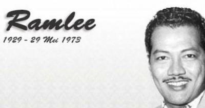 P. Ramlee - Dalam Air Terbayang Wajah