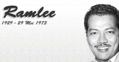 P. Ramlee - Ala Payung (Ketipang Payung)