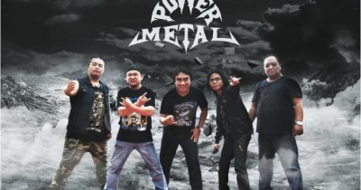 Power Metal - Kibarkan Prestasi