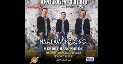 Omega Trio - Holong Na Ias