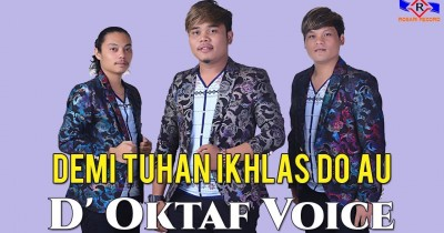 D'Oktaf Voice - JALOMA SAPATAKI
