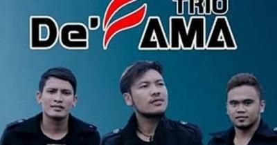 De'Fama Trio - Kuputuskan Untuk Mengalah
