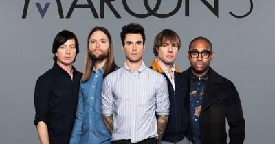 Maroon 5 - Echo ft. blackbear